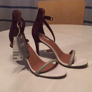 H&M Genuine Leather Heels